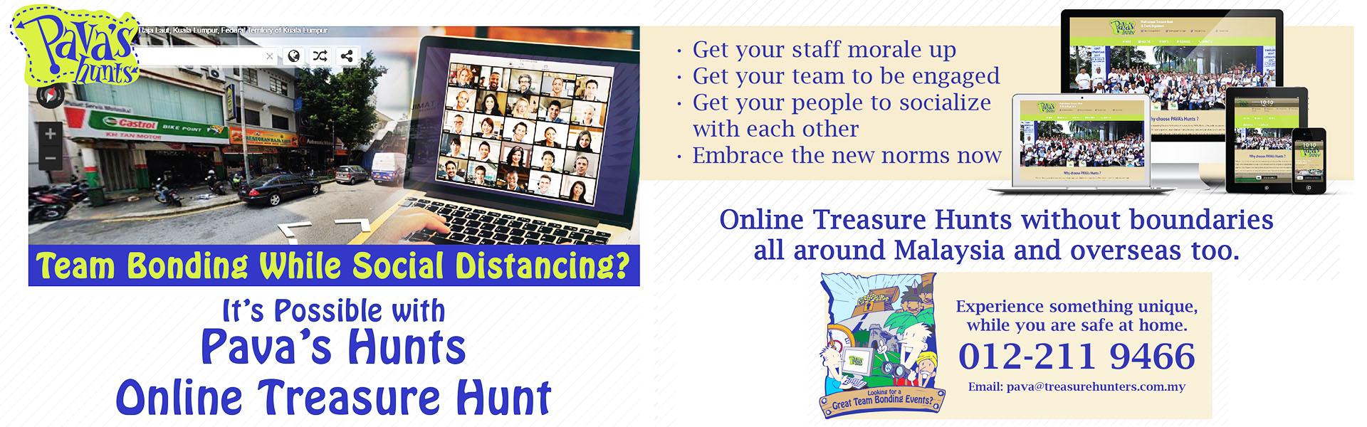 Online Hunt